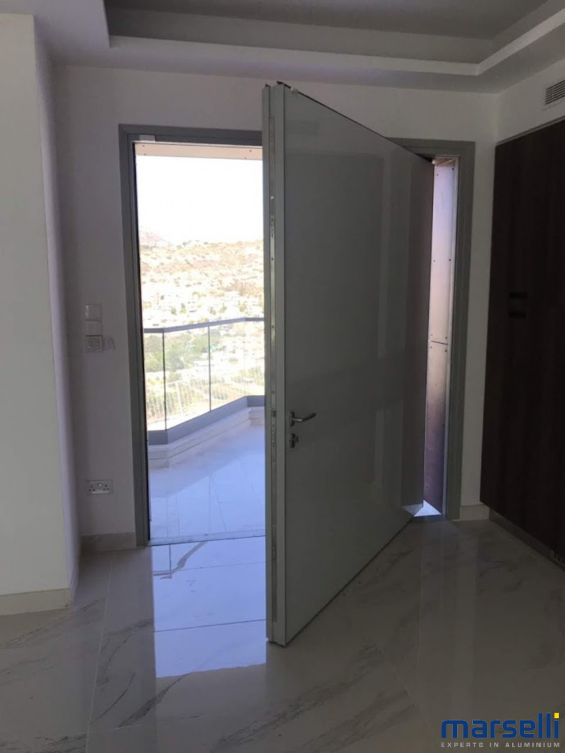 Doors Marselli Aluminium Cyprus